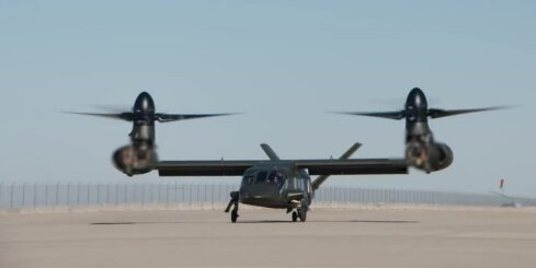 Nākamās paaudzes helikoptera 'Bell V-280 Valor' pirmais lidojums