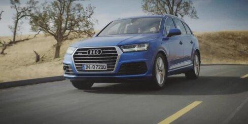 Jaunais 'Audi Q7' apvidnieks