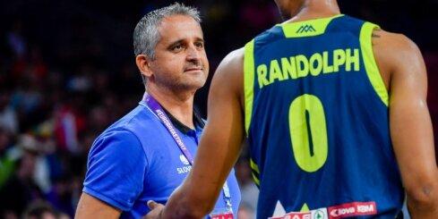 Slovēnijas izlases treneris pēc iekļūšanas finālā: esmu bez vārdiem