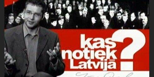 Kas notiek Latvijā? [04.02.2009]