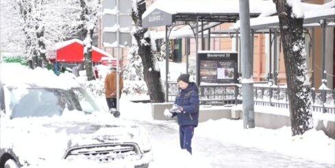 В Латвии заметно похолодает: местами до -16 градусов