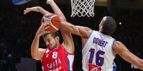 Франция довольствовалась третьим местом на домашнем Евробаскете