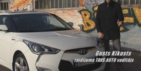 'Hyundai Veloster' raidījumā 'Tavs Auto'