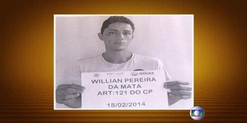 Brazīlijā ieslodzītie nofilmē savu mukšanu no cietuma