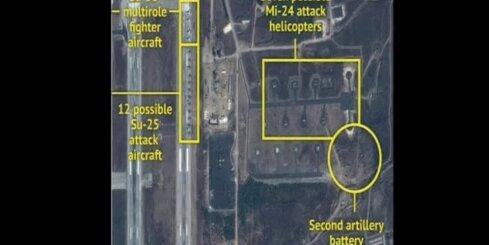 Krievija dislocē Sīrijā 28 kaujas lidmašīnas