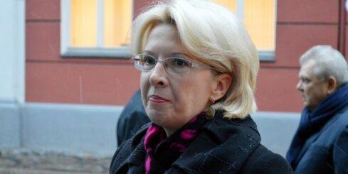 Mūrniece cer, ka pašvaldību vēlētāji būs izvēlējušies latviskās vērtības