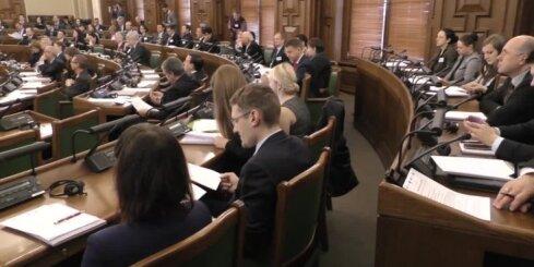 Policija prasa atļauju sodīt Saeimas deputātu Putru