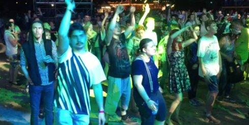 Jestri aizvadīta pirmā festivāla 'Kubana' nakts