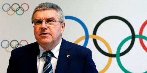 SOK prezidents pirmo reizi 32 gadu laikā neapmeklēs paralimpisko spēļu atklāšanu