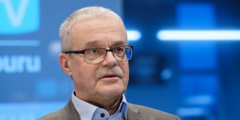 'Delfi TV ar Jāni Domburu' par 'čekas' mantojumu atbild pētnieks — Indulis Zālīte