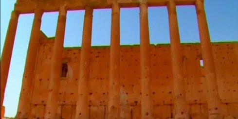 'Islāma valsts' spridzina Palmīras apbedījumu torņus