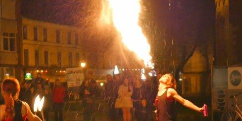Muzeju nakts pasākumus Rīgā apmeklējuši tūkstošiem cilvēku