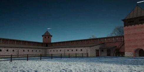 Ar unikālas aplikācijas palīdzību var ieraudzīt, kā Ludzas pils izskatījās viduslaikos