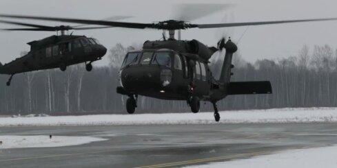Latvijā ieradusies nākamā ASV operācijas 'Atlantic Resolve' rotācija