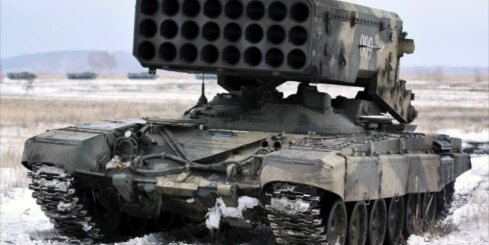 EDSO no Krievijas joprojām gaida paskaidrojumus par 'Buratino' atrašanos Donbasā