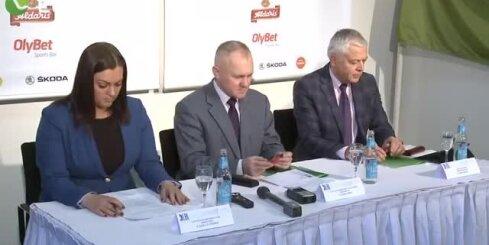 Informē par 'Aldara Latvijas Basketbola līgas Zvaigžņu spēli