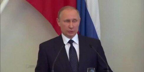 Путин заявил, что Россия вышлет из страны 755 американских дипломатов