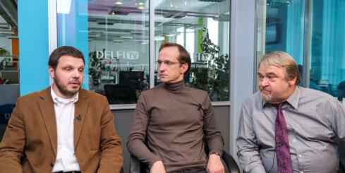 'Delfi TV ar Jāni Domburu': Lembergs kā 'nesitamā Džokera kārts' un valsts kā viņa ķīlnieks