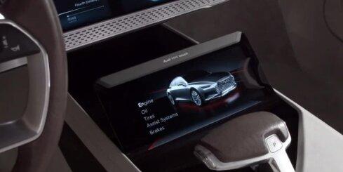'Audi' luksusa kupejas prototips 'Prologue'