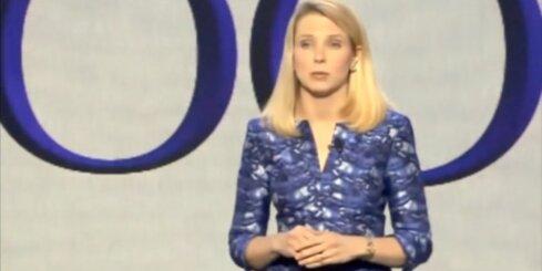 'Yahoo' nedienas: Meijere zaudējusi uzticību; darbinieki pamet kompāniju