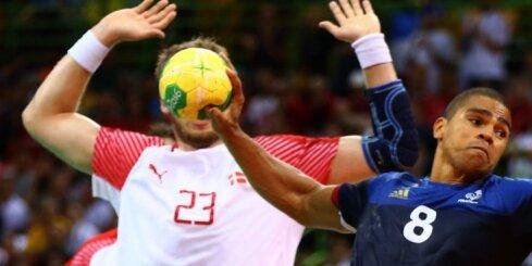 Riodežaneiro vasaras olimpisko spēļu vīriešu handbola turnīra finālmaču rezultāti (21.08.2016.)