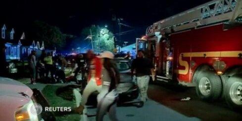 При стрельбе в Новом Орлеане пострадали 16 человек