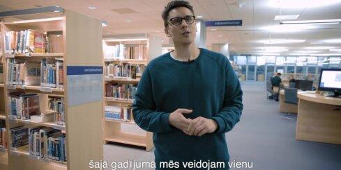 Uzvedums 'Gaismas raksti'. Komponists un mūziķis Jānis Šipkēvics