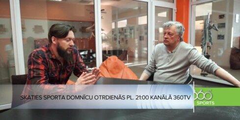 Anatolija Kreipāna komentārs par Latvijas - Krievijas hokeja izlašu spēli