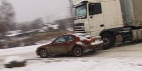Kāpēc notika avārijas Jēkabpils aplī?