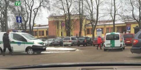 Ogrē autovadītāji sašutuši par sodiem pie stacijas