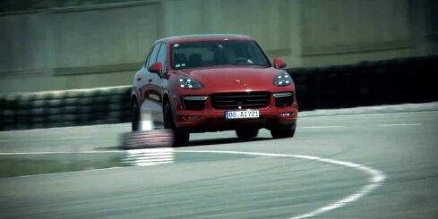 'Porsche Cayenne GTS' V8 motora vietā iegūst jaudīgāku V6