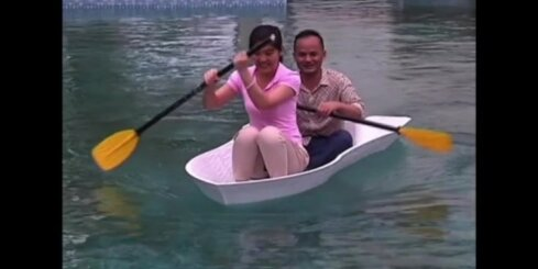 Ķīnā ar 3D printeri 'izdrukā' laivu