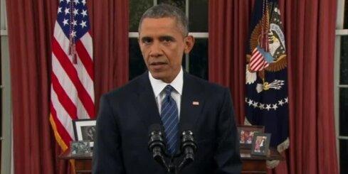 'Daesh' tiks sakauts, paziņo Obama