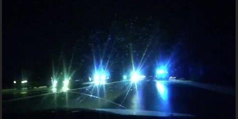 Avārija uz Daugavpils šosejas