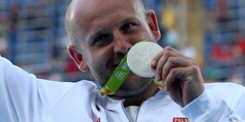 Призер Рио-2016 продал медаль ради помощи больному раком ребенку