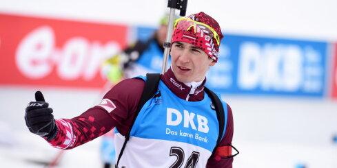 Rastorgujevs Pasaules kausa sprintā iekļūst TOP 10