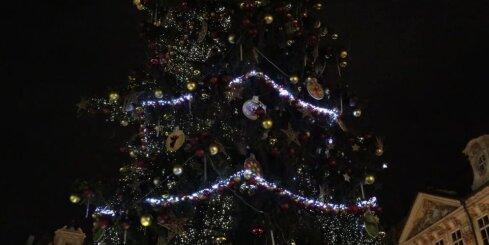 Prāgas Ziemassvētku egle