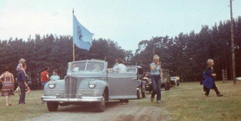 Ieskats Latvijas Antīko auto kluba 45 gadu vēsturē