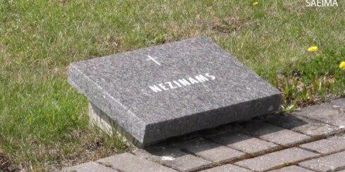 Otrā pasaules kara cīnītājiem veltīts piemiņas pasākums Lestenes Brāļu kapos