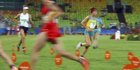 Riodežaneiro vasaras olimpisko spēļu rezultāti modernajā pieccīņā sievietēm (19.08.2016)