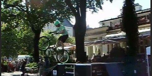 Rīgas svētki: velošovs Vērmanes dārzā 2