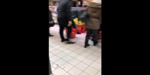 Francijas veikalos sācies haoss lēta 'Nutella' krēma dēļ