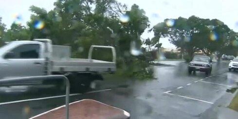 Cильнейший за шесть лет шторм обрушился на Австралию