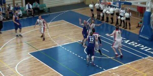 'Aldaris Latvijas Basketbola Līga' - 'BK Jēkabpils' - 'Jūrmala/ Fēnikss' - 13. maija spēle