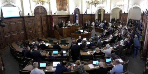 Saeima izdod kriminālvajāšanai deputātu Artusu Kaimiņu