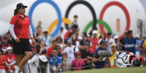 Riodežaneiro vasaras olimpisko spēļu rezultāti golfā (20.08.2016)