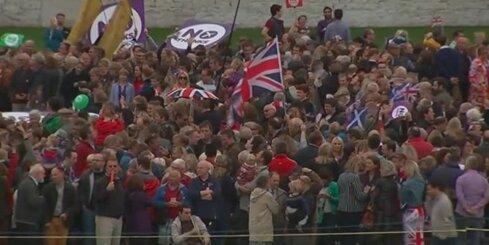 Как Шотландия готовится к референдуму о независимости