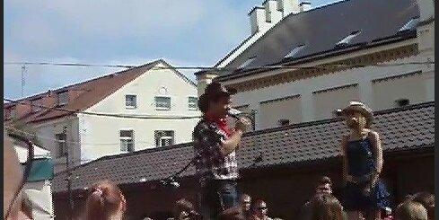 Rīgas svētki: koncerts Centrāltirgū