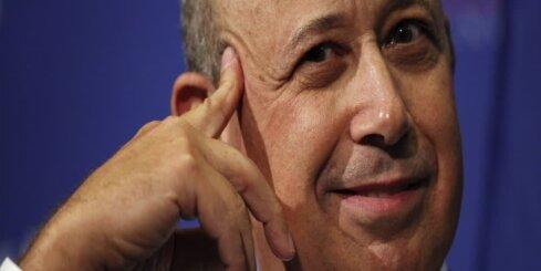 ASV finanšu milža 'Goldman Sachs' vadītājam Blenkfeinam atklāj vēzi