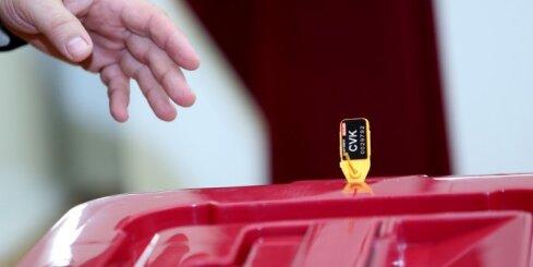 Visu pašvaldību vēlēšanu komisijas, izņemot Rīgu, ir apstiprinājušas vēlēšanu rezultātus